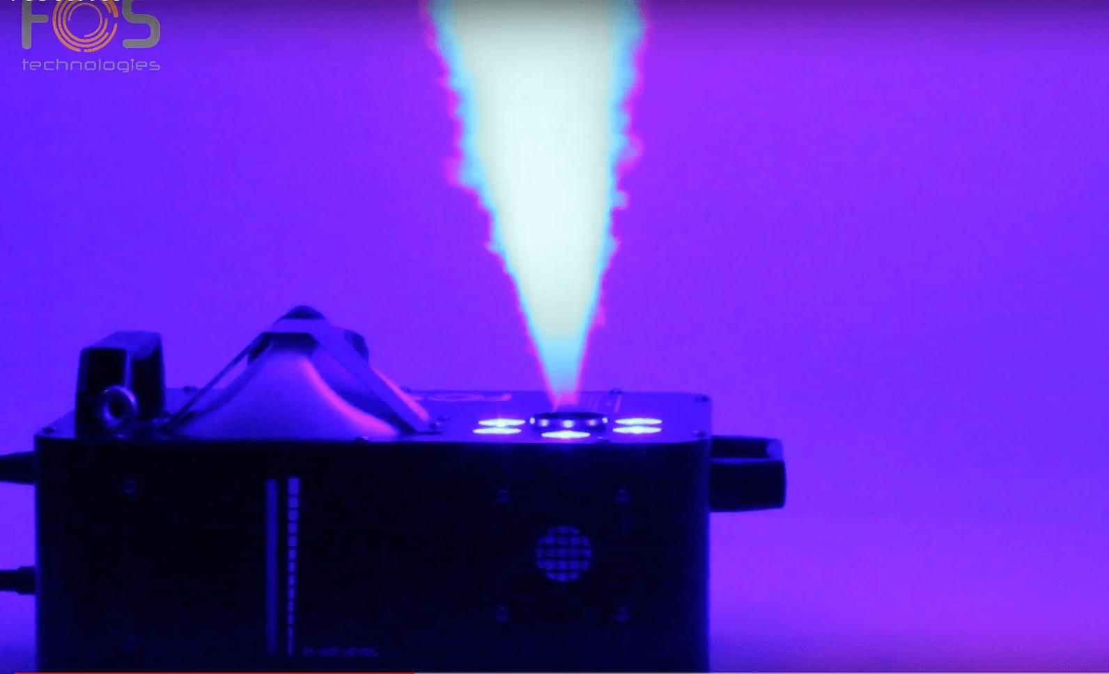 Ενοικιαση μηχανής καπνού κάθετης εκτόξευσης