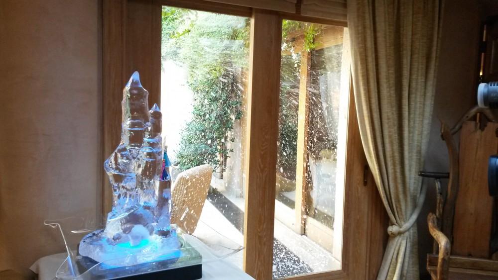 Ενοικίαση μηχανής εφέ χιονιού-Snow machine